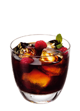 Raspberry Black Russian