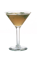 The Big Apple Mint Martini