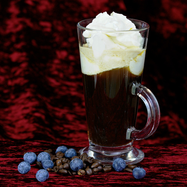 Bryggsväng – Irish Coffee – Blåbär