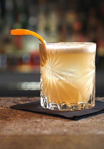 Enjoy A Whisky Sour